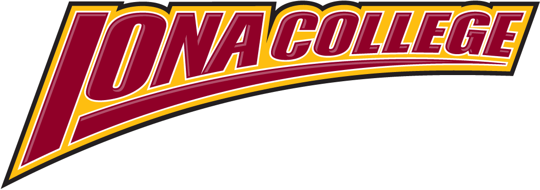 Iona Gaels 2003-2012 Wordmark Logo v4 iron on transfers for clothing