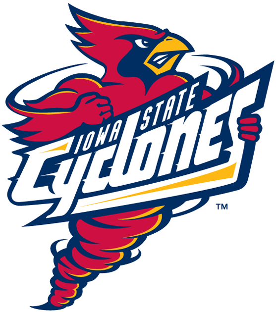 Iowa State Cyclones 1995-2007 Alternate Logo v4 iron on transfers for clothing