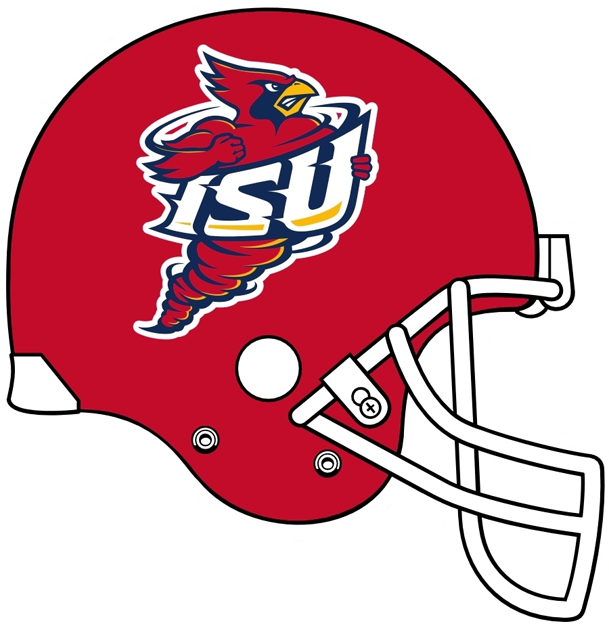 Iowa State Cyclones 1995-2007 Helmet Logo iron on transfers for clothing