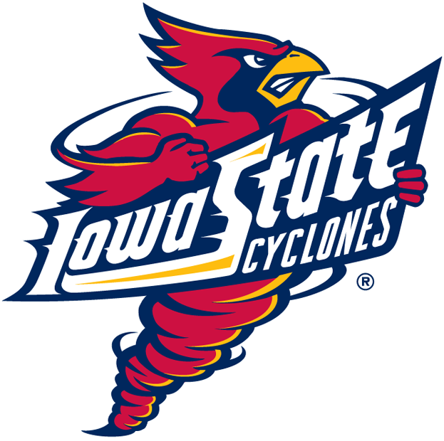 Iowa State Cyclones 1995-2007 Primary Logo iron on transfers for clothing