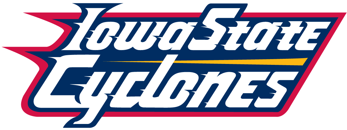 Iowa State Cyclones 1995-2007 Wordmark Logo v2 iron on transfers for clothing