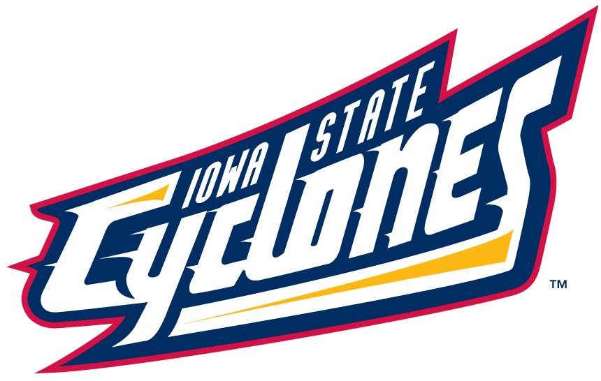 Iowa State Cyclones 1995-2007 Wordmark Logo v6 iron on transfers for clothing