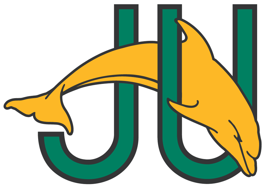 Jacksonville Dolphins 0-1995 Primary Logo iron on transfers for clothing