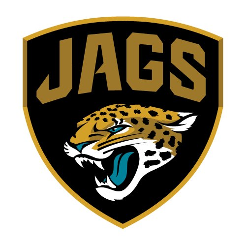 Jacksonville Jaguars 2013-Pres Alternate Logo iron on transfers for clothing.jpg