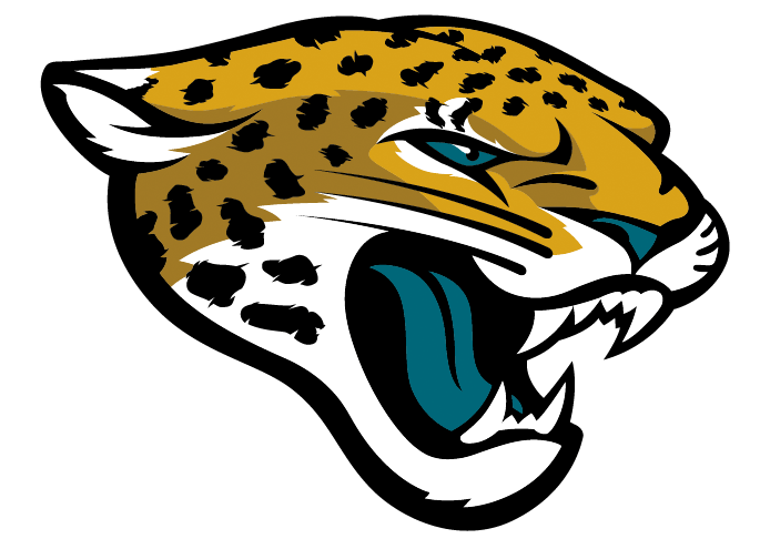 Jacksonville Jaguars 2013-Pres Primary Logo iron on transfers for clothing