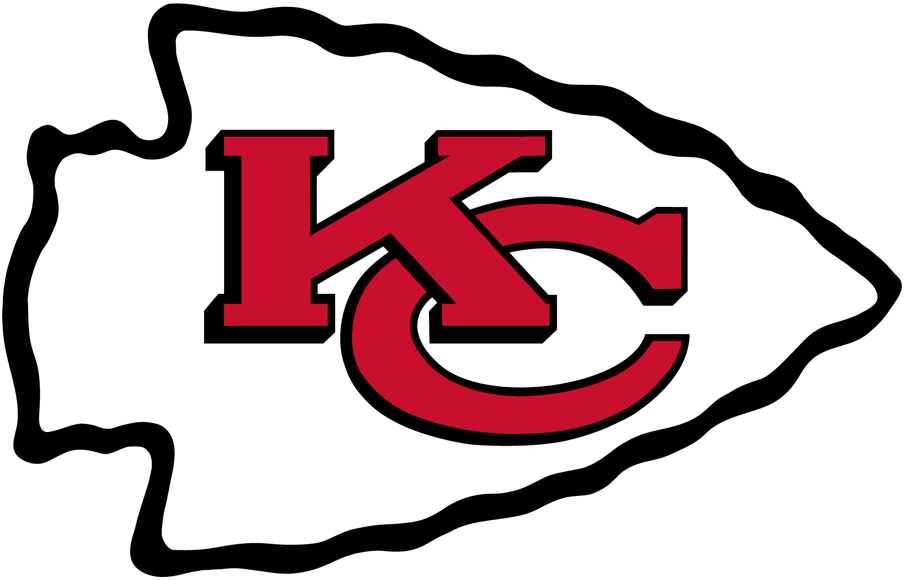 Kansas City Chiefs 1972-Pres Primary Logo iron on transfers for clothing...