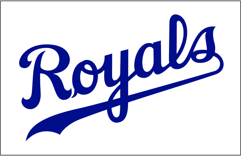 Kansas City Royals 1969-2001 Jersey Logo iron on transfers for clothing