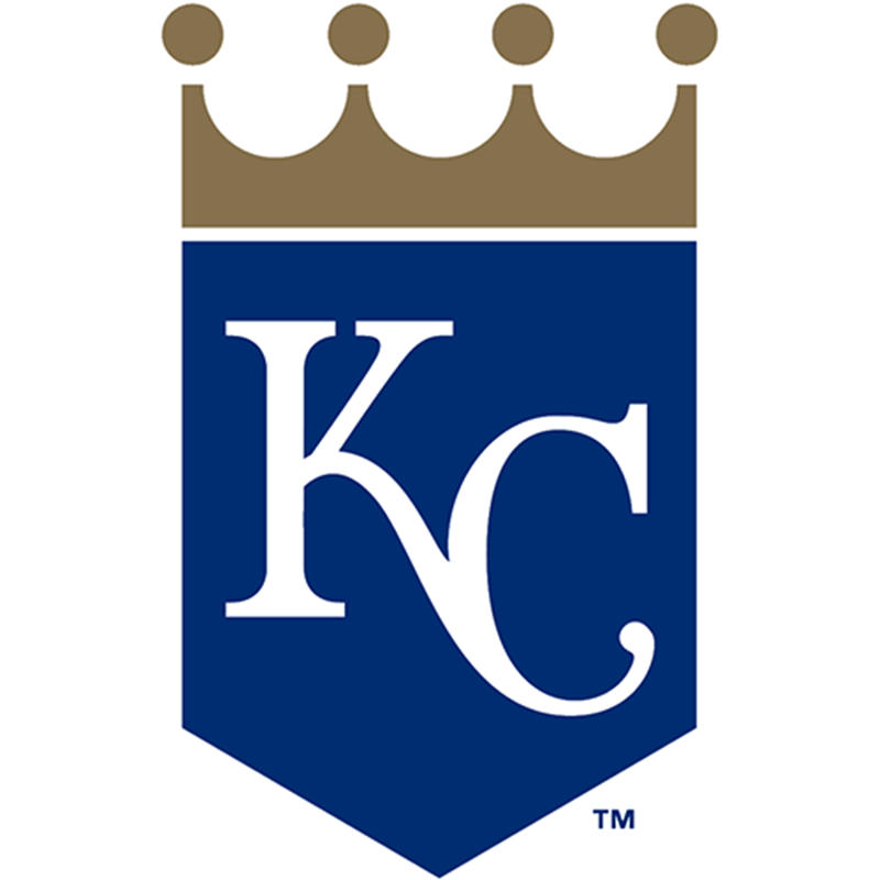 Kansas City Royals Iron-on Patch Velcro Patch.png