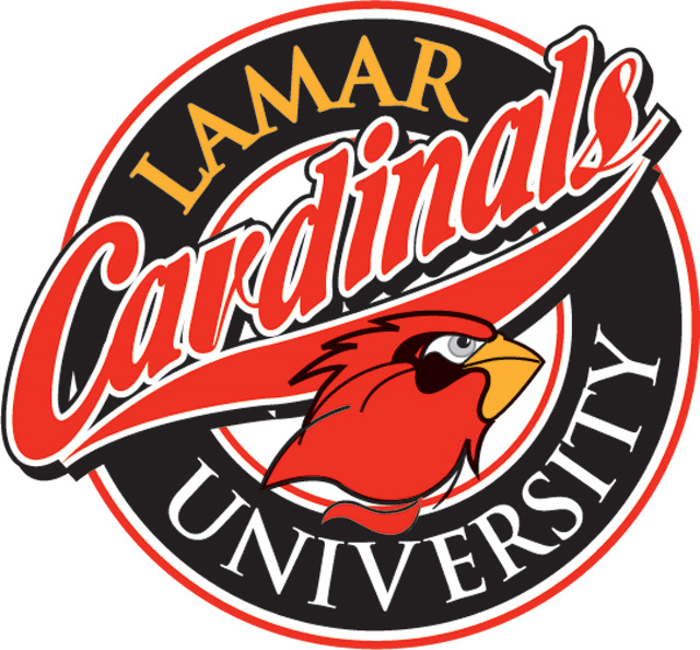 Lamar Cardinals 1997-2009 Primary Logo iron on transfers for clothing