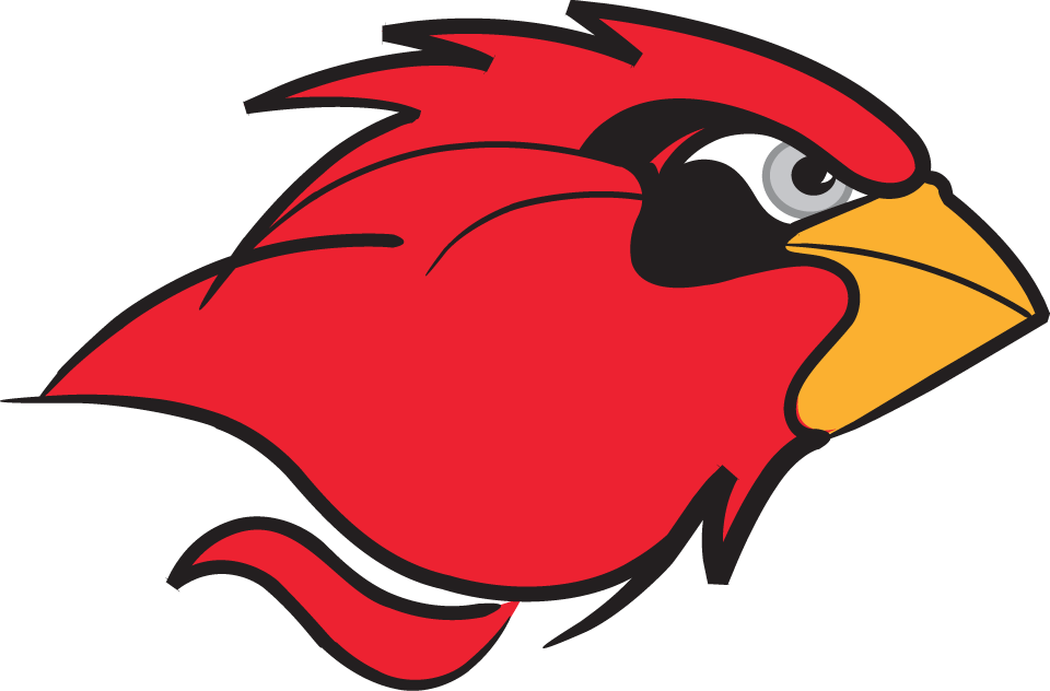Lamar Cardinals 1997-2009 Secondary Logo iron on transfers for clothing