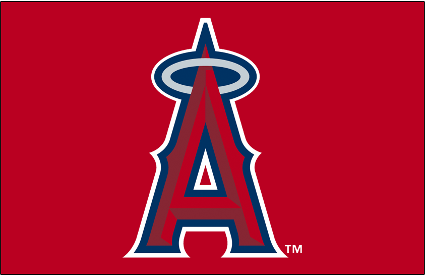 Los Angeles Angels 2005-Pres Primary Dark Logo iron on transfers for clothing