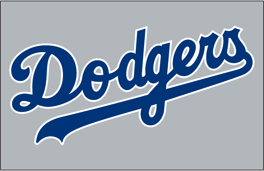 Los Angeles Dodgers 1977-1998 Jersey Logo iron on transfers for clothing