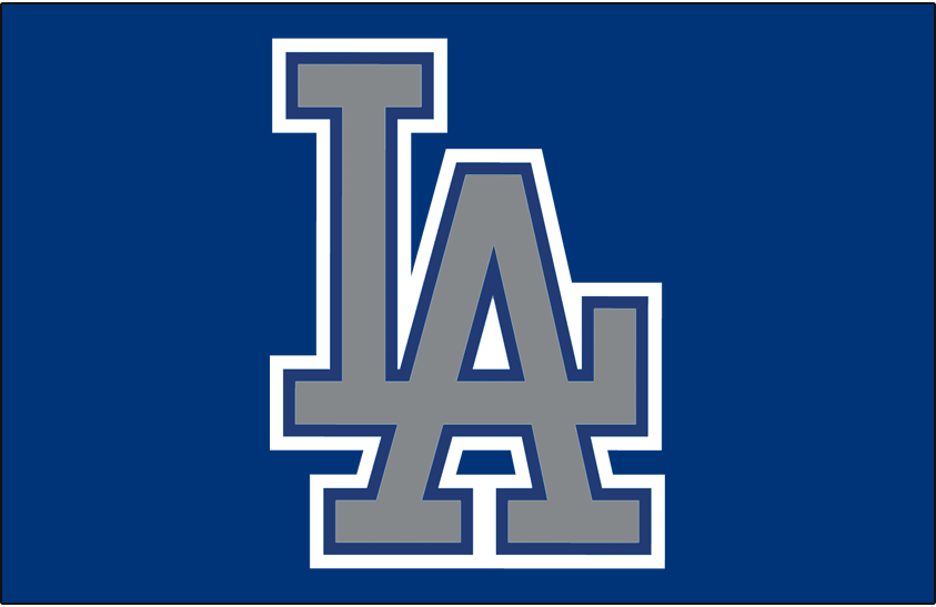 Los Angeles Dodgers 1999 Cap Logo iron on transfers for clothing