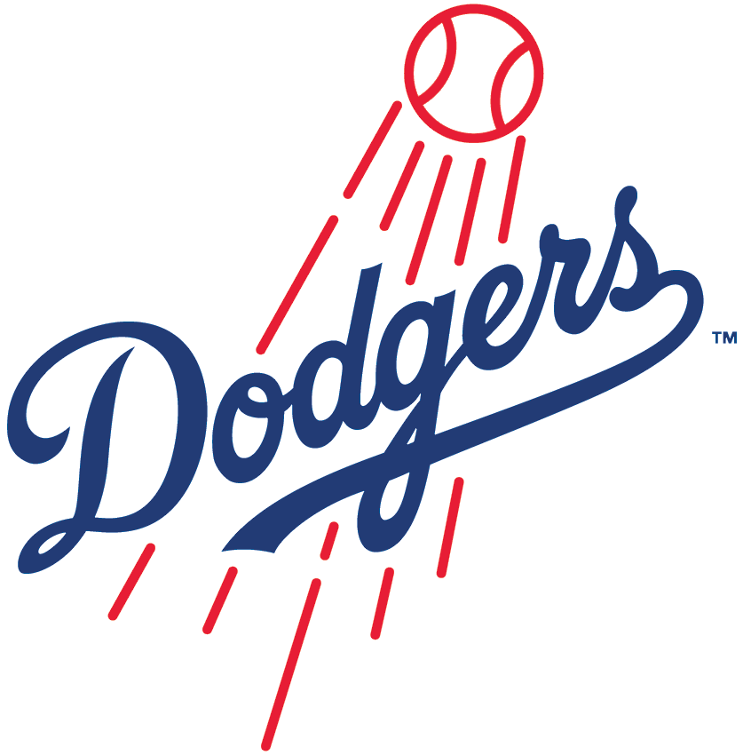 Los Angeles Dodgers 2012-Pres Primary Logo iron on transfers for clothing