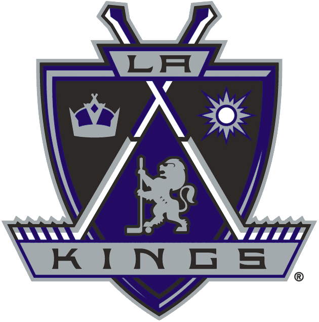 Los Angeles Kings 1998-2002 Primary Logo iron on transfers for clothing