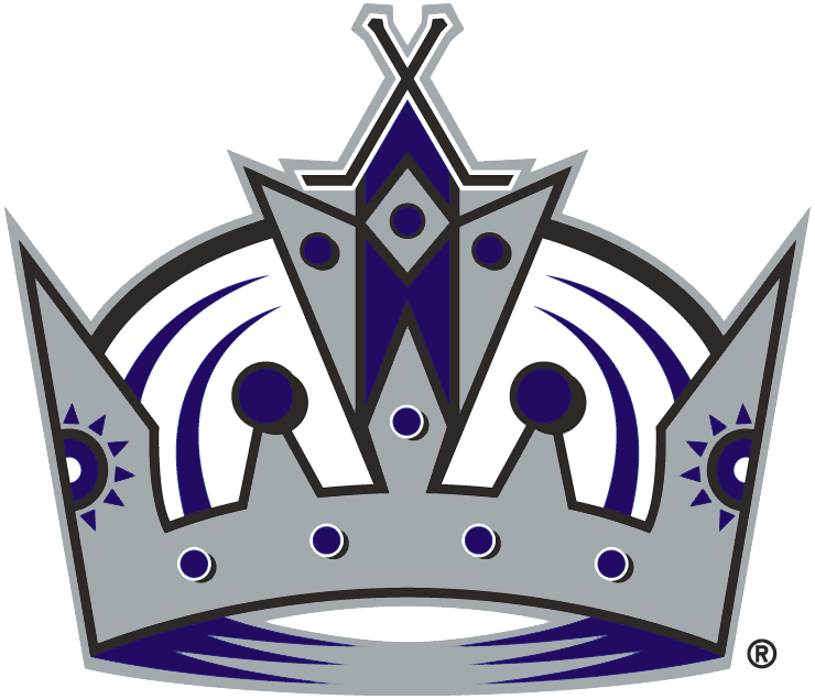 Los Angeles Kings 2002-2011 Primary Logo iron on transfers for clothing