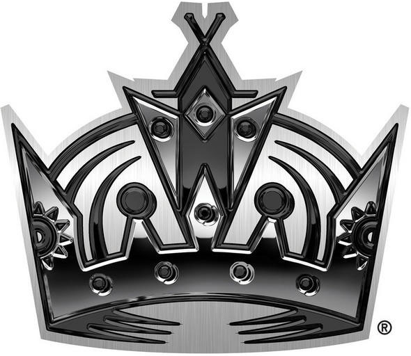 Los Angeles Kings 2014 Special Event Logo iron on transfers for clothing version 3