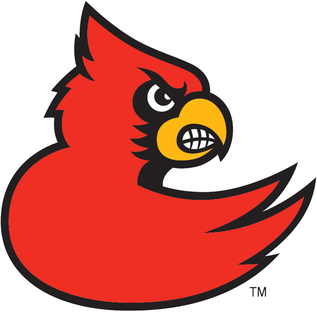 Louisville Cardinals 2007-2012 Alternate Logo iron on transfers for clothing