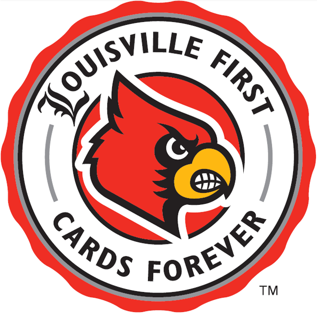 Louisville Cardinals 2007-2012 Misc Logo iron on transfers for clothing