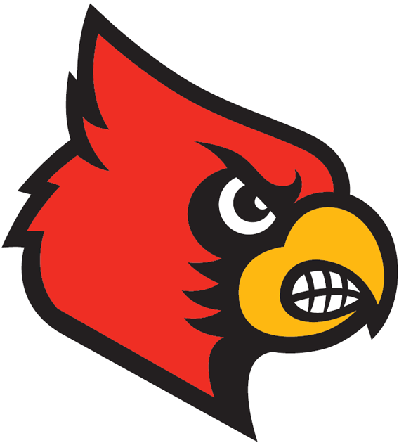 Louisville Cardinals 2007-2012 Secondary Logo iron on transfers for clothing