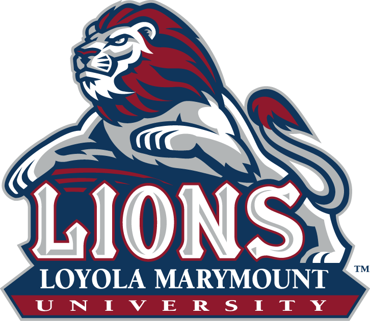 Loyola Marymount Lions 2001-Pres Alternate Logo v2 iron on transfers for clothing
