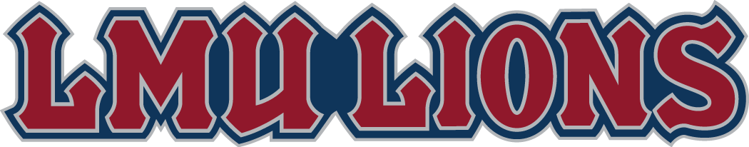 Loyola Marymount Lions 2001-Pres Wordmark Logo v3 iron on transfers for clothing