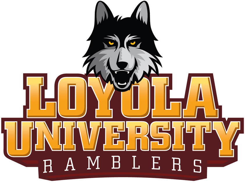 Loyola Ramblers 2012-Pres Primary Logo iron on transfers for clothing