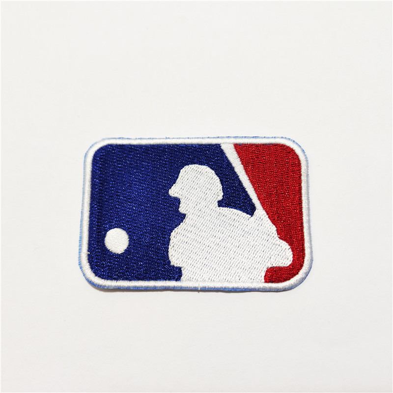 MLB Iron-on Patch Velcro Patch