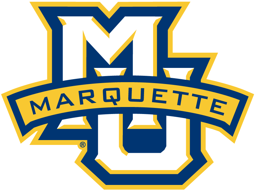 Marquette Golden Eagles iron ons