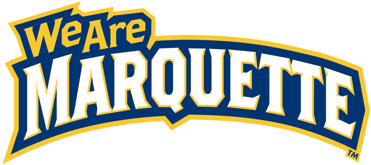 Marquette Golden Eagles 2005-Pres Wordmark Logo v3 iron on transfers for clothing