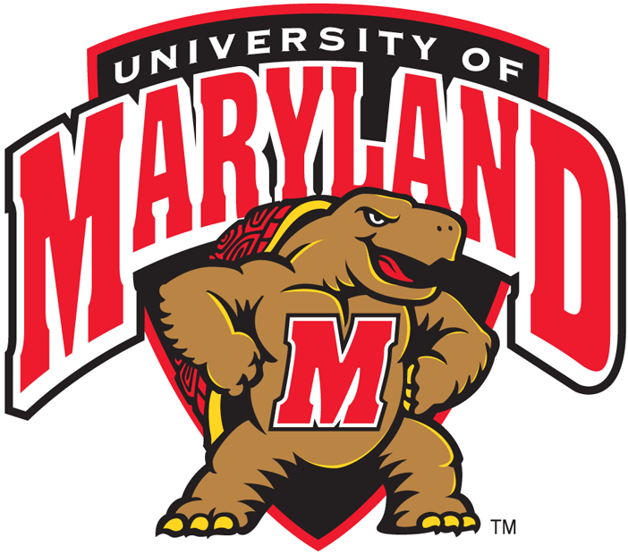 Maryland Terrapins 1997-2000 Primary Logo iron on transfers for clothing