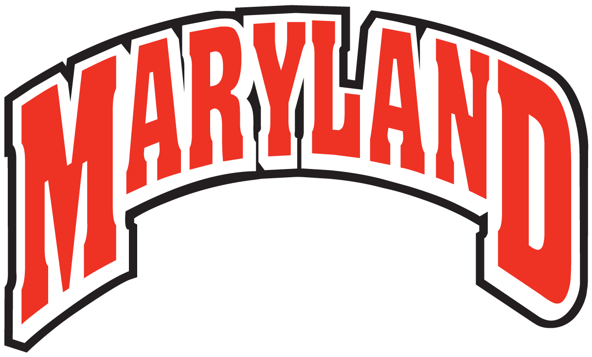 Maryland Terrapins 1997-Pres Wordmark Logo v10 iron on transfers for clothing