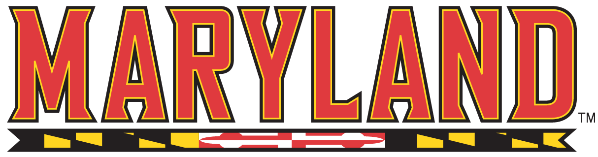 Maryland Terrapins 1997-Pres Wordmark Logo v11 iron on transfers for clothing