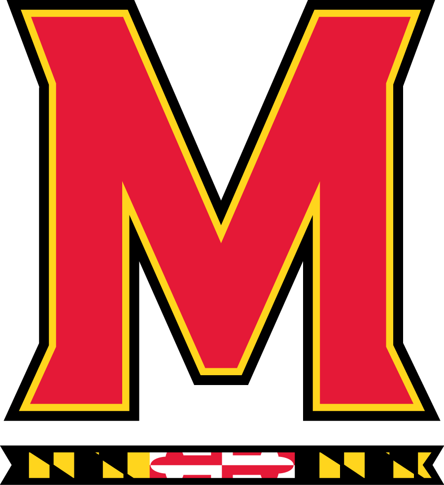 Maryland Terrapins iron ons