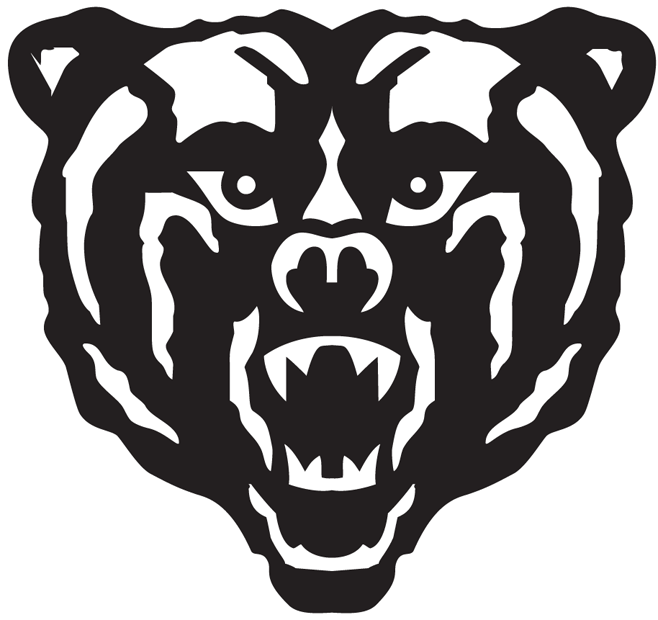 Mercer Bears 1988-Pres Partial Logo iron on transfers for clothing