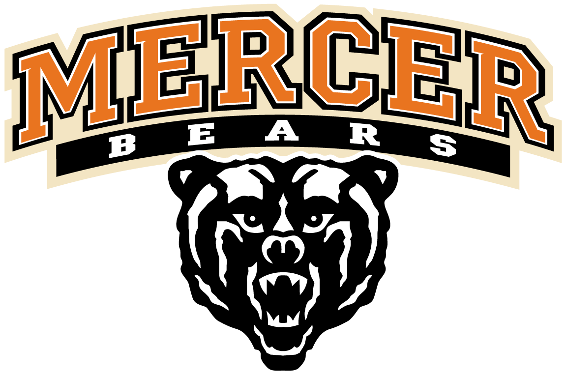 Mercer Bears 2007-Pres Alternate Logo iron on transfers for clothing