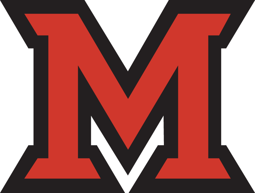 Miami (Ohio) Redhawks 1997-Pres Alternate Logo v4 iron on transfers for clothing