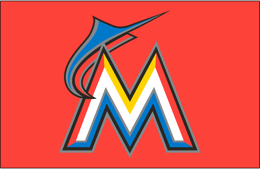 Miami Marlins 2012-2014 Cap Logo iron on transfers for clothing