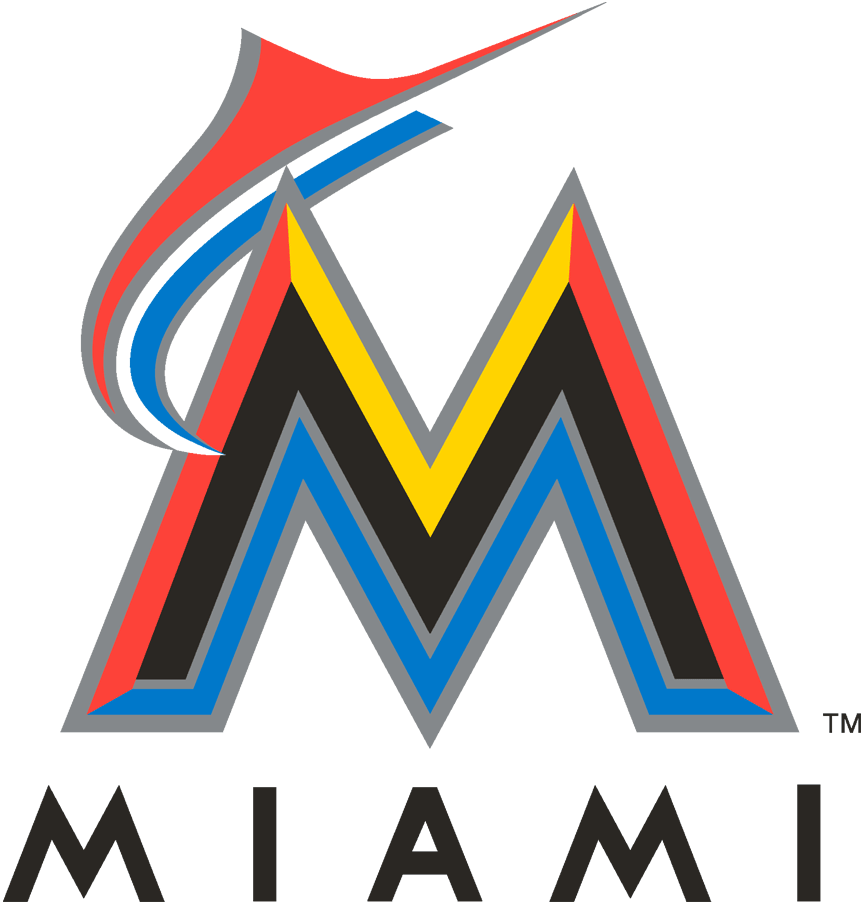 Miami Marlins 2012-2016 Primary Logo iron on transfers for clothing