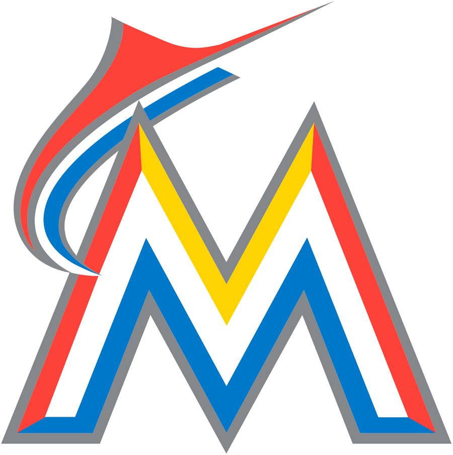 Miami Marlins 2017-2018 Primary Logo iron on transfers for clothing