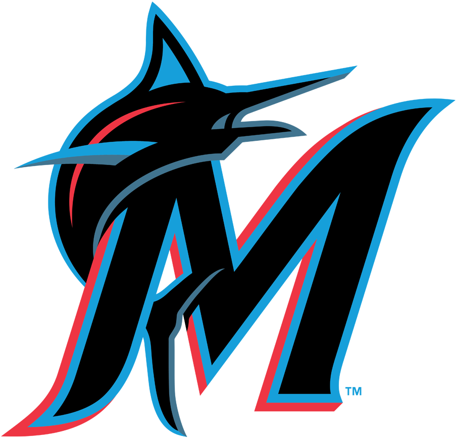 Miami Marlins 2019-Pres Alternate Logo iron on transfers for clothing