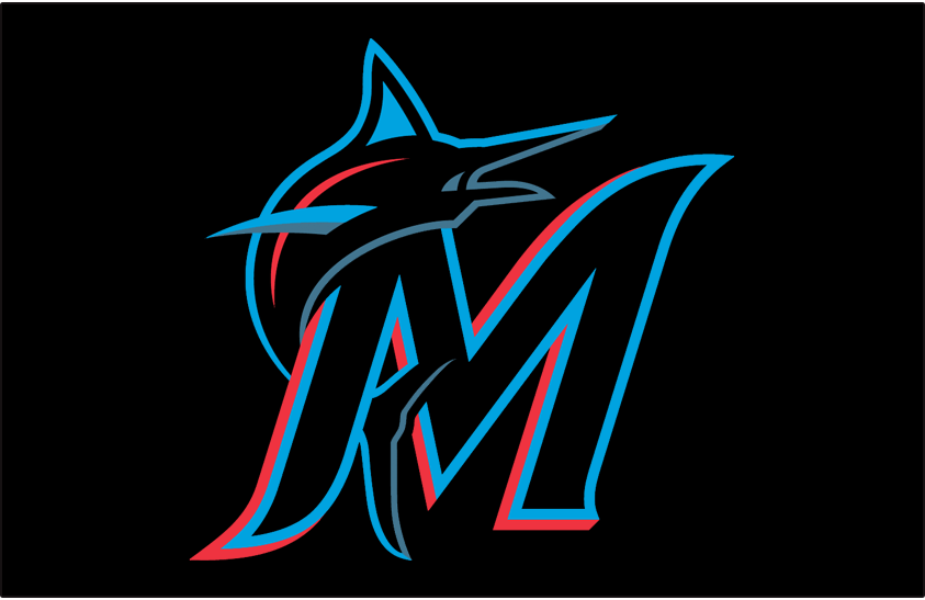 Miami Marlins 2019-Pres Cap Logo iron on transfers for clothing
