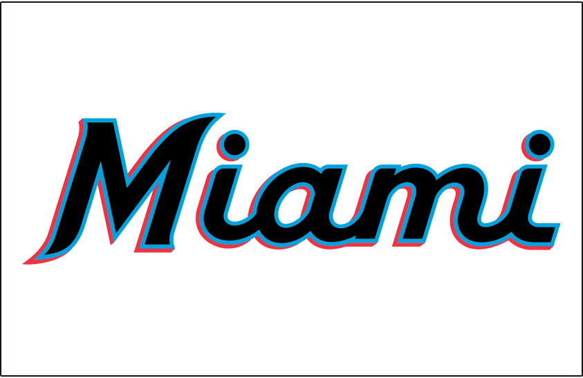 Miami Marlins 2019-Pres Jersey Logo iron on transfers for clothing version 2