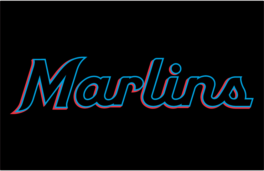 Miami Marlins 2019-Pres Jersey Logo iron on transfers for clothing