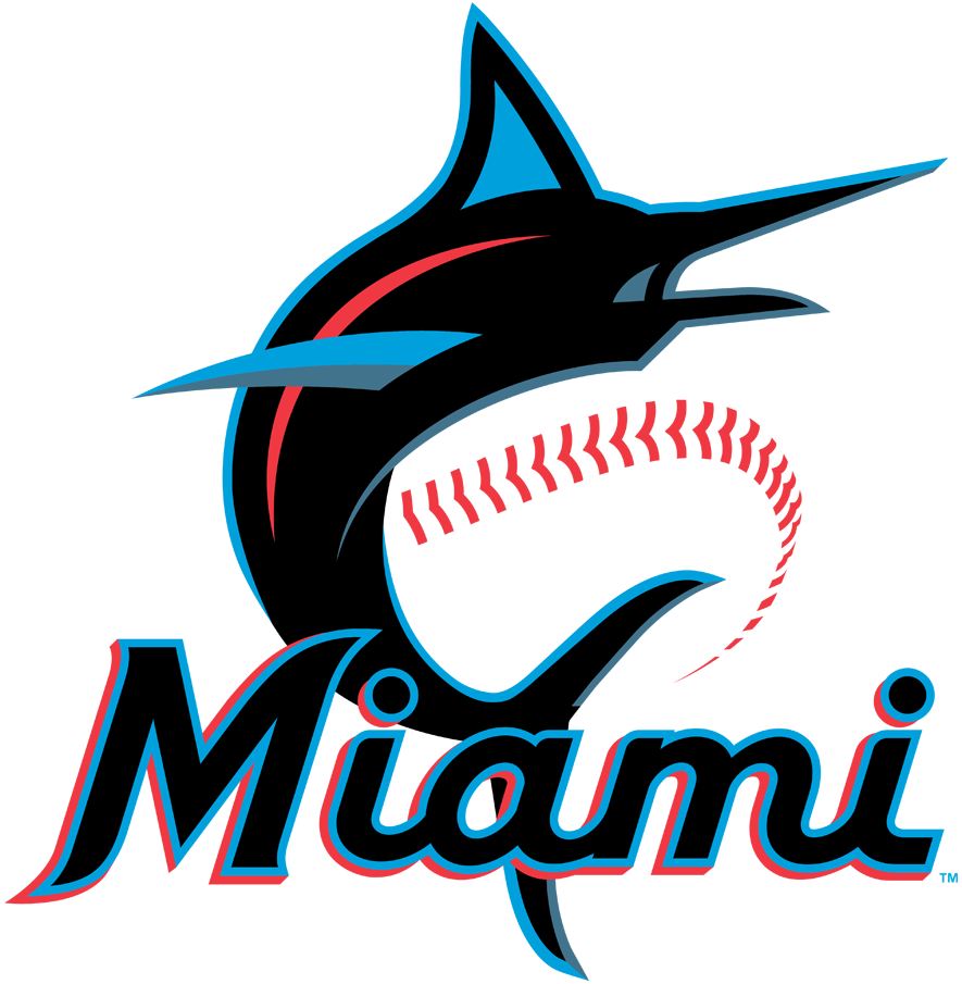 Miami Marlins 2019-Pres Primary Logo iron on transfers for clothing
