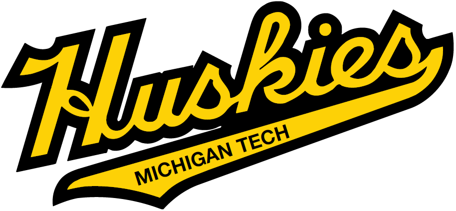 Michigan Tech Huskies 1993-Pres Wordmark Logo iron on transfers for clothing