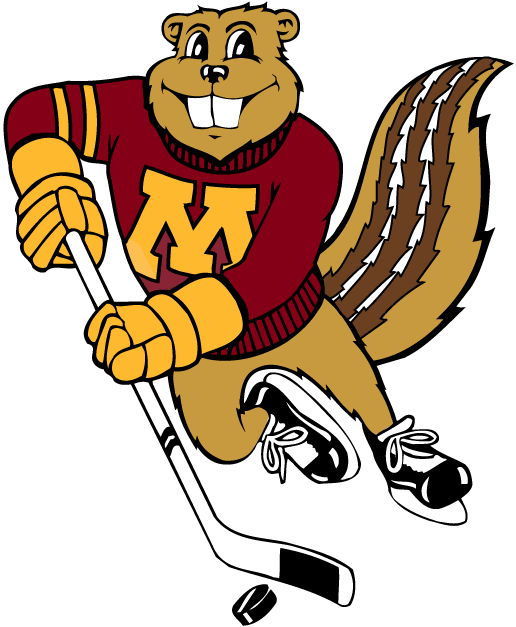 Minnesota Golden Gophers 1986-Pres Mascot Logo v4 iron on transfers for clothing