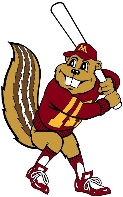 Minnesota Golden Gophers 1986-Pres Mascot Logo v5 iron on transfers for clothing