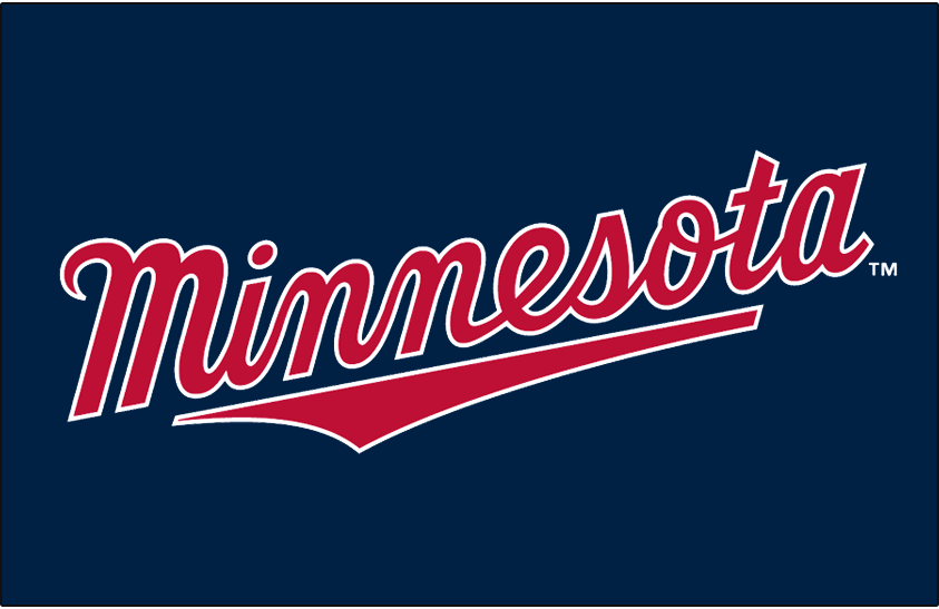 Minnesota Twins 2011-Pres Jersey Logo iron on transfers for clothing
