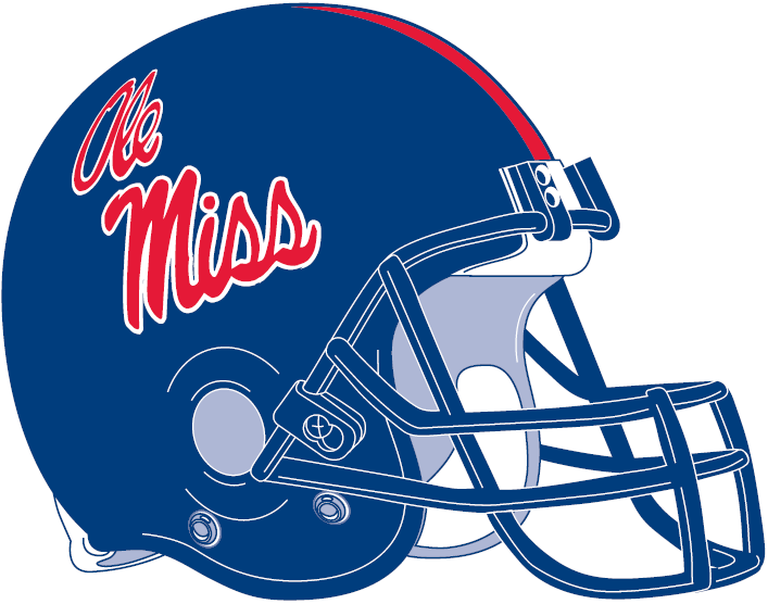 Mississippi Rebels 1996-Pres Helmet Logo iron on transfers for clothing